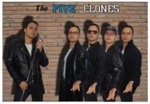 Benito y sus cuatro clones doo-woperos