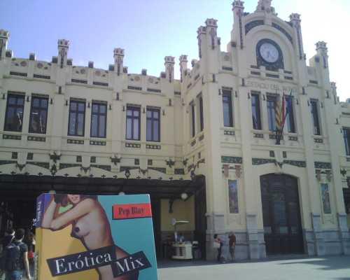 Estació del Nord (Valencia). 22-06-2009. 18:37 horas.